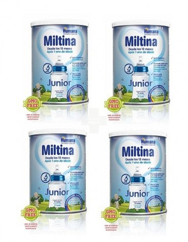 Oferta Miltina Junior (4X800g)