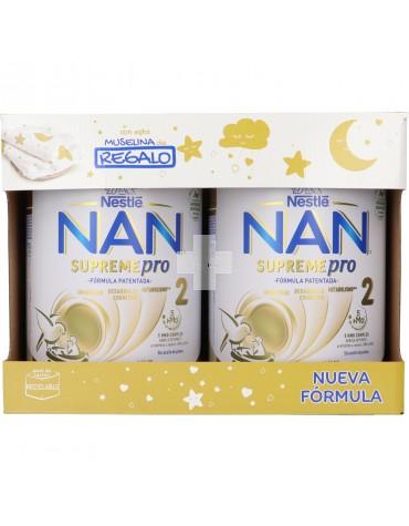 Nan 2 Supreme Pro Pack Duplo 1.600 g