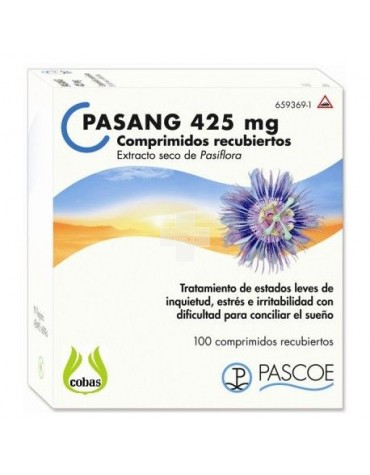 PASANG 425 MG 100COMP