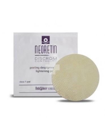 Neoretin Discrom Peeling Despigmentante 6X1 ml, potente exfoliante y despigmentante