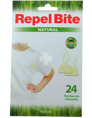Chicco Clip Perfumado Antimosquitos con Citronella 24 Parches