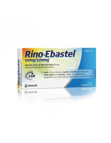 RINO EBASTEL 7 CAPS