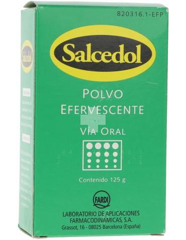 Salcedol Polvo Efervescente 125 g