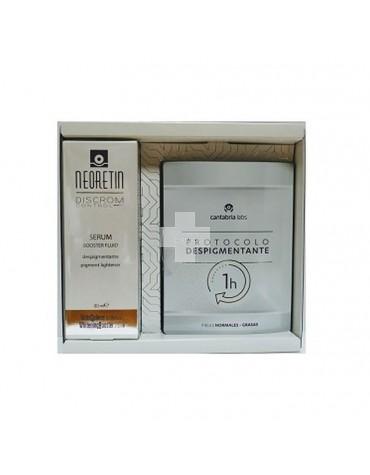 Neoretin Serum + Kit Despigmentante. Despigmentante ideal para pieles normales y grasas.