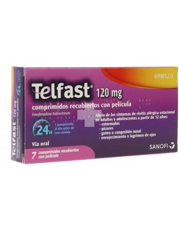 Telfast 120 mg