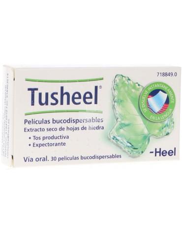 Tusheel 30 Películas Bucodisoersables