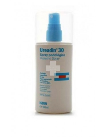 UREADIN 30 SPRAY PODOLOGIA 100