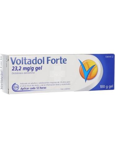 Voltadol forte 23,2 mg/g gel 100 g